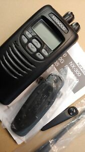Kenwood Nx 300g k Uhf 450 520mhz Nexedge Digital Portable Radio