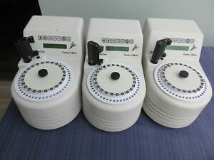 Bas Honeycomb Fraction Collector Bioanalytical System Version 2 10 2