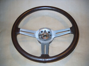 Oldsmobile Three Spoke Comfort Grip Sport Steering Wheel Toronado Cutlass 79 85