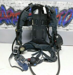 Survivair Panther Scba 2002 Edition Huds Pass Ebss 4500 Psi Harness b Quality