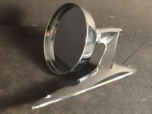 Vintage Hallmark G 100021 Chrome Side Car Mirror