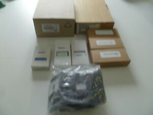 Lot Of Assorted New In Package Motorola Two Way Radio Accessories O253