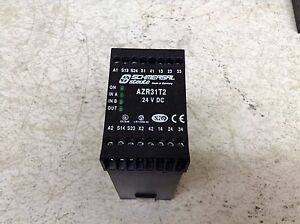 Schmersal Azr31t2 Safety Relay 24 Vdc