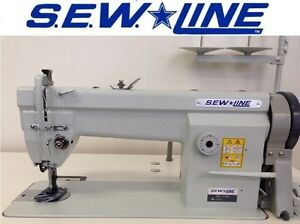 Sewline Sl 106 New Walking Foot machine Head Only Industrial Sewing Machine