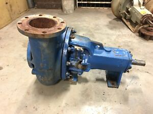 Nov Mission 8x6x14 Centrifugal Pump National Oilwell Varco Mud Drilling Oil Rig
