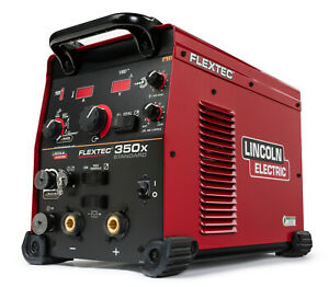 Lincoln Flextec 350x Multi process Welder Standard Model K4272 1