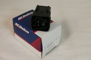 Fuel Pump Relay Acdelco 15 2371 Gm Oe 10034222