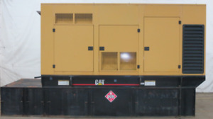 Caterpillar 750 Kw Diesel Generator Cat 3412 Engine 1285 Hrs Csdg 2395