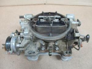 Carter 9626sa Afb Carburetor 625 Cfm