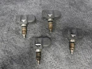 Mercedes Benz Oem Ml350 Tire Pressure Sensor Set Of 4 Used