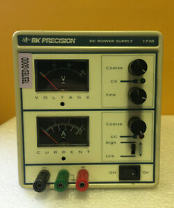 B k Precision 1730 0 To 30 V 0 To 3 A Dc Power Supply Load Tested