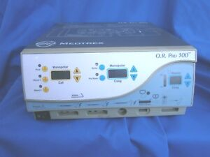 Medtrex Or Pro300 Electrosurgical Unit