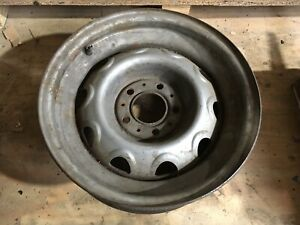 Mopar 15 X 6 1 2 Rally Wheel Oem Original Challenger Cuda Roadrunner Super Bee