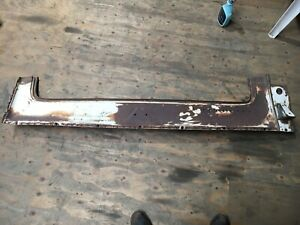 1956 56 Chrysler Imperial Newyorker Windsor Sheet Metal Deck Rear Filler Panel
