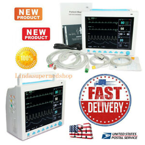 Cms8000 Vital Signs Patient Monitor multi Parameter Contec Machine Ce Fda Newest