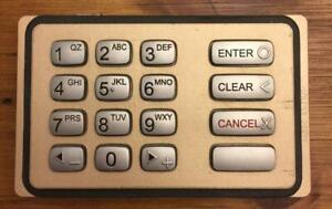 Nautilus Hyosung Atm Machine Keypad 6000k Epp Refurbished 1500 gold