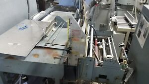 Shanklin S 24 B Sealer With T6xl Heat Shrink Tunnel Chamber