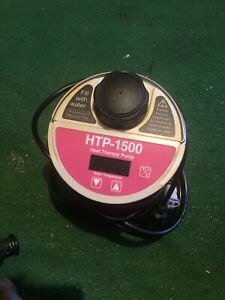 Used Heat Therapy Pump Htp 1500