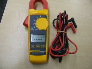 Fluke 324 Plus Clamp Meter