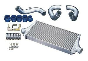 Hks S type Intercooler Kit For 93 98 Toyota Supra Turbo 1301 rt083