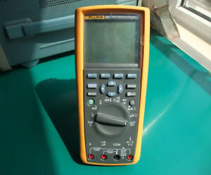 Fluke 289 True Rms Industrial Logging Multimeter Used