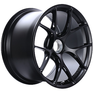 Bbs Fi R 20x12 Center Lock Et44 Cb84 Satin Black Wheel