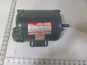 Dayton 3n178f Industrial Electric Motor 1hp 3450 Rpm 3ph F56