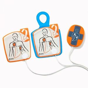 Cardiac Science Powerheart Adult Intellisense Icpr Feedback Electrodes