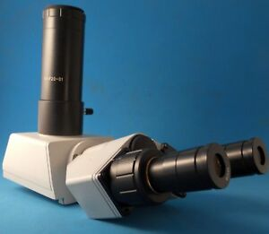 Lomo Ht 45lu Trinocular Observation Microscope Head For Lumam Microscope