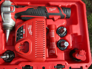 Milwaukee Tool 2432 22xc Propex Uponor M12 Expansion Kit Tubing Install Expander