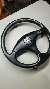 Mustang Gt Svo 1984 85 86 Rally Three Spoke Steering Wheel Tri Bar Oem Nice