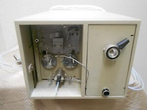 Waters 600 Hplc Multisolvent Delivery System Fluid Unit W Cable Tubing Nice