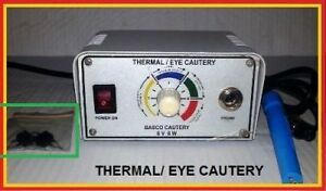 Electrical Cautery Mini Eye Cautery Thermal Cautery Therapy Machine Equipment