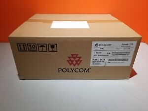 Polycom Pal Hdx8000 2201 27952 002 Video Conference New
