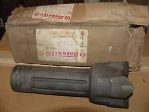 Mission Mine Bore Bit 12539 5at Old Stock Brand New Original Box Drill Well