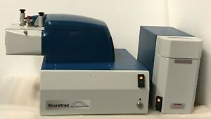 Microtrac Bluewave S3500 Particle Size Analyzer Sample Delivery Controller wty