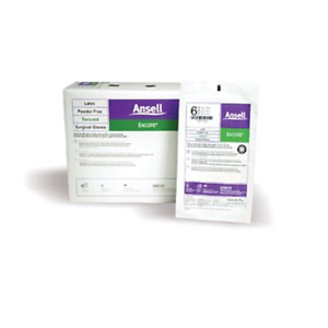Ansell Encore Powder free Sterile Surgical Gloves Size 6 200 Gloves