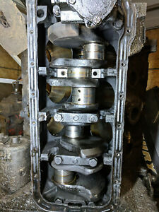 Ford Fe Ft 391 361 Engine Block 1964 Cast In Cross Bolt Nubs