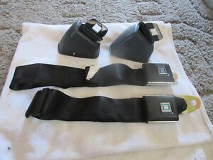 68 69 70 71 72 Gm Repo Cutlass 442 Gto Gs Chevelle Seat Belts With Carriage Logo