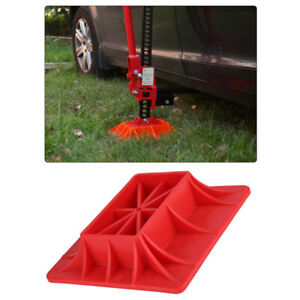 For Hi Lift Jack Orb Off Road Base Heavy Duty Lifting Jack Base Red Us