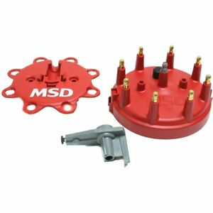 Open Box Msd 8482 Cap And Rotor