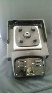 Vitamix 116a Touch Go Commercial In counter Blending Station Rebuild Service