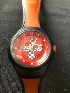 SWEDA Vintage Collectible Coca Cola Watch