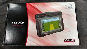 Trimble Case Ih Fm 750 Display receiver