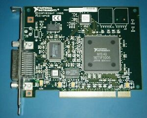 Ni Pci gpib Controller 182820c 01 National Instruments tested