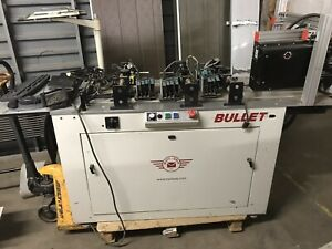 Mail Quip Inc Bullet Labeling Machine Unit