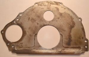Ford Galaxie Bellhousing Transmission Engine Spacer Plate 1963 1964 1965 427 428