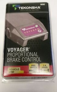 Tekonsha 9030c Voyager Proportional Electric Brake Control Vehicle End New