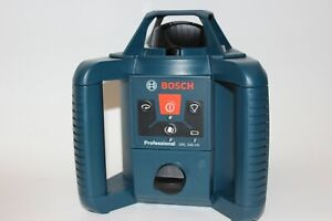 Bosch Grl240 Hv Professional Self Leveling Rotary Laser Level Tool Only