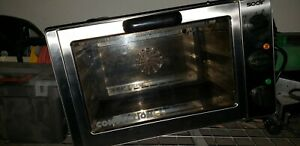 Used Equipex sodir Commercial Countertop Convection Oven Model No Fc33 1a